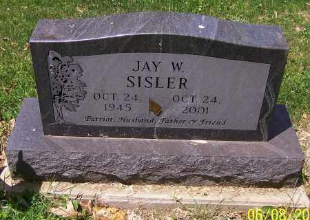 SISLER, JAY W. - Stark County, Ohio | JAY W. SISLER - Ohio Gravestone Photos