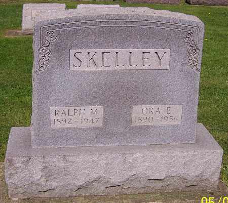 SKELLEY, ORA E. - Stark County, Ohio | ORA E. SKELLEY - Ohio Gravestone Photos