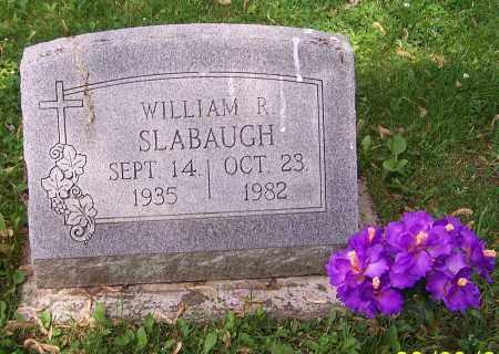 SLABAUGH, WILLIAM R. - Stark County, Ohio | WILLIAM R. SLABAUGH - Ohio Gravestone Photos