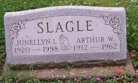 SLAGLE, JUNELLYN L. - Stark County, Ohio | JUNELLYN L. SLAGLE - Ohio Gravestone Photos