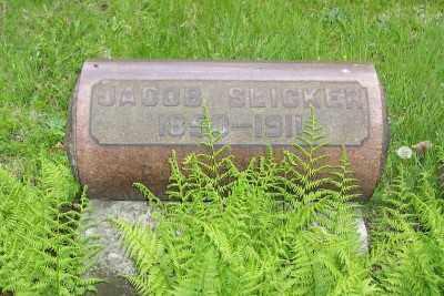 SLICKER, JACOB - Stark County, Ohio | JACOB SLICKER - Ohio Gravestone Photos