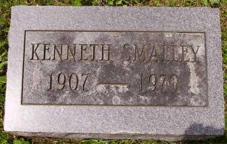 SMALLEY, KENNETH - Stark County, Ohio | KENNETH SMALLEY - Ohio Gravestone Photos