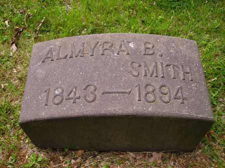 SMITH, ALMYRA B. - Stark County, Ohio | ALMYRA B. SMITH - Ohio Gravestone Photos