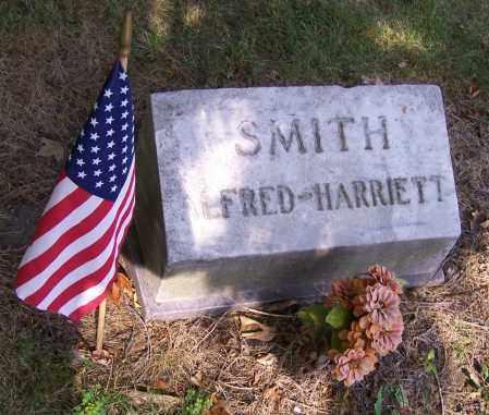 SMITH, HARRIETT - Stark County, Ohio   HARRIETT SMITH - Ohio Gravestone Photos