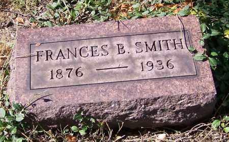 MEYERS SMITH, FRANCES B. - Stark County, Ohio | FRANCES B. MEYERS SMITH - Ohio Gravestone Photos