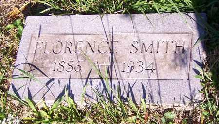 SMITH, FLORENCE - Stark County, Ohio | FLORENCE SMITH - Ohio Gravestone Photos