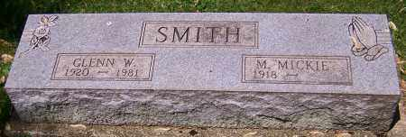 SMITH, M.MICKIE - Stark County, Ohio | M.MICKIE SMITH - Ohio Gravestone Photos