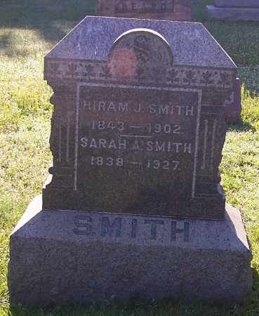 SMITH, SARAH A. - Stark County, Ohio | SARAH A. SMITH - Ohio Gravestone Photos