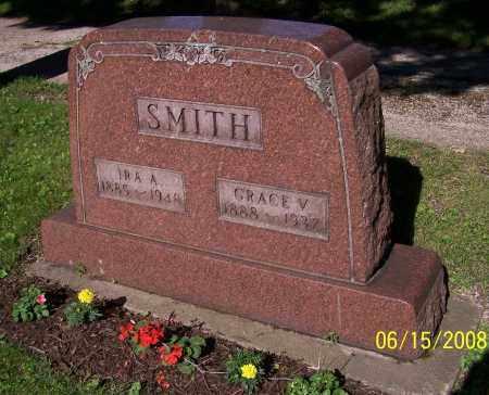 SMITH, IRA A. - Stark County, Ohio | IRA A. SMITH - Ohio Gravestone Photos
