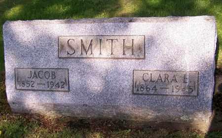 SMITH, CLARA E. - Stark County, Ohio | CLARA E. SMITH - Ohio Gravestone Photos