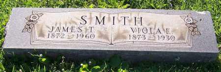 SMITH, JAMES T. - Stark County, Ohio | JAMES T. SMITH - Ohio Gravestone Photos