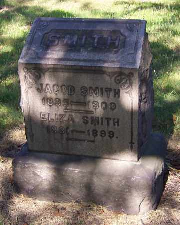 SMITH, ELIZA - Stark County, Ohio | ELIZA SMITH - Ohio Gravestone Photos