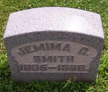 SMITH, JEMIMA C. - Stark County, Ohio | JEMIMA C. SMITH - Ohio Gravestone Photos