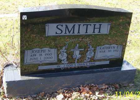 SMITH, JOSEPH N. - Stark County, Ohio   JOSEPH N. SMITH - Ohio Gravestone Photos
