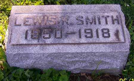 SMITH, LEWIS K. - Stark County, Ohio | LEWIS K. SMITH - Ohio Gravestone Photos