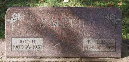 SMITH, PHYLLIS E. - Stark County, Ohio | PHYLLIS E. SMITH - Ohio Gravestone Photos