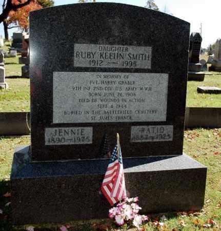 GRABER SMITH, RUBY - Stark County, Ohio | RUBY GRABER SMITH - Ohio Gravestone Photos