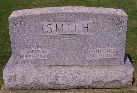 SMITH, ROBERT W. - Stark County, Ohio | ROBERT W. SMITH - Ohio Gravestone Photos