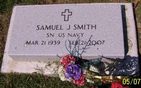 SMITH, SAMUEL J. - Stark County, Ohio | SAMUEL J. SMITH - Ohio Gravestone Photos
