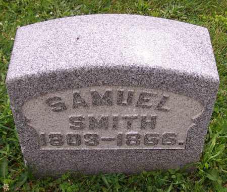 SMITH, SAMUEL - Stark County, Ohio | SAMUEL SMITH - Ohio Gravestone Photos
