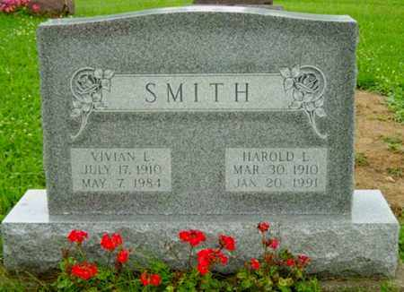 SWAN SMITH, VIVIAN L. - Stark County, Ohio | VIVIAN L. SWAN SMITH - Ohio Gravestone Photos