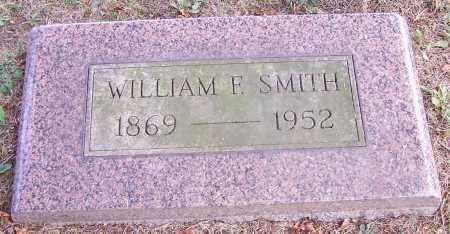 SMITH, WILLIAM F. - Stark County, Ohio   WILLIAM F. SMITH - Ohio Gravestone Photos