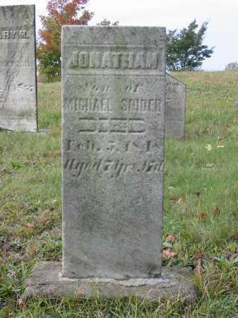 SNIDER, JONATHAN - Stark County, Ohio | JONATHAN SNIDER - Ohio Gravestone Photos