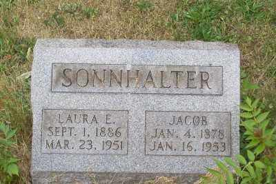 SONNHALTER, JACOB - Stark County, Ohio | JACOB SONNHALTER - Ohio Gravestone Photos