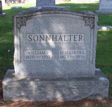 SONNHALTER, ELIZABETH L. - Stark County, Ohio | ELIZABETH L. SONNHALTER - Ohio Gravestone Photos