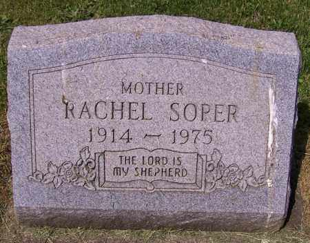 SOPER, RACHEL - Stark County, Ohio   RACHEL SOPER - Ohio Gravestone Photos
