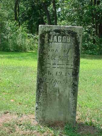 SORGIUS, JACOB - Stark County, Ohio | JACOB SORGIUS - Ohio Gravestone Photos