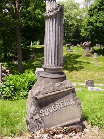 SOVEREIGN, LOUIS - MONUMENT - Stark County, Ohio   LOUIS - MONUMENT SOVEREIGN - Ohio Gravestone Photos