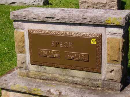 SPECK, WILLIAM R. - Stark County, Ohio   WILLIAM R. SPECK - Ohio Gravestone Photos