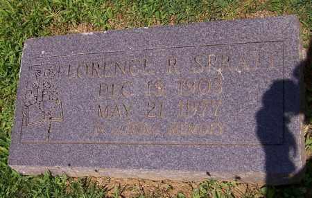 SPRATT, FLORENCE R. - Stark County, Ohio | FLORENCE R. SPRATT - Ohio Gravestone Photos