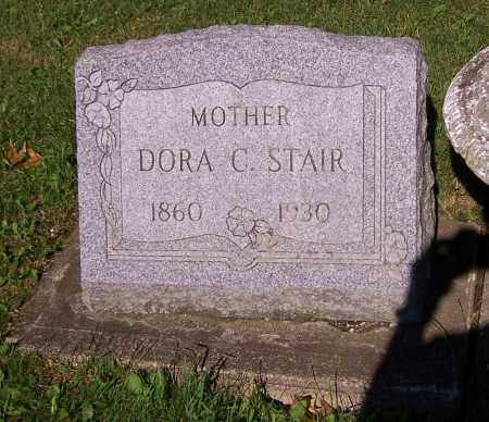 CARTWRIGHT STAIR, DORA C. - Stark County, Ohio | DORA C. CARTWRIGHT STAIR - Ohio Gravestone Photos