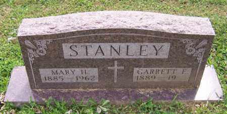 STANLEY, GARRETT E. - Stark County, Ohio | GARRETT E. STANLEY - Ohio Gravestone Photos