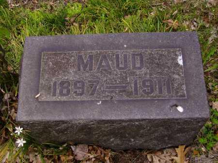 STANSBURY, MAUD IREEN - Stark County, Ohio | MAUD IREEN STANSBURY - Ohio Gravestone Photos