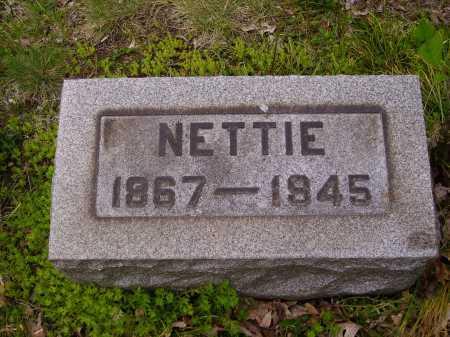 STANSBURY, NETTIE I. - Stark County, Ohio   NETTIE I. STANSBURY - Ohio Gravestone Photos