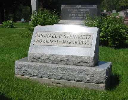 STEINMETZ, MICHAEL B - Stark County, Ohio | MICHAEL B STEINMETZ - Ohio Gravestone Photos