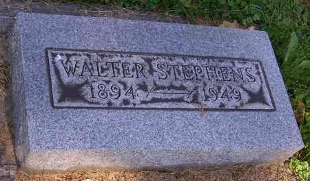 STEPHENS, WALTER - Stark County, Ohio | WALTER STEPHENS - Ohio Gravestone Photos