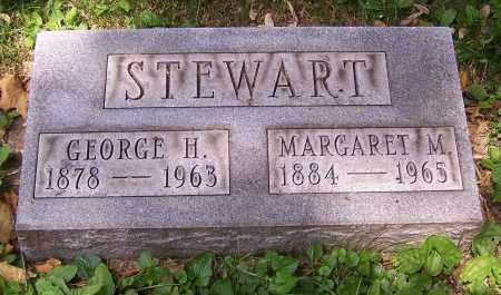 STEWART, GEORGE H. - Stark County, Ohio | GEORGE H. STEWART - Ohio Gravestone Photos