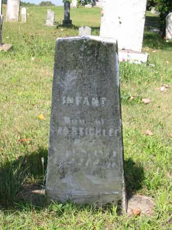 STICKLER, INFANT - Stark County, Ohio | INFANT STICKLER - Ohio Gravestone Photos