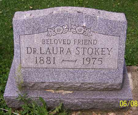 STOKEY, LAURA (DR) - Stark County, Ohio | LAURA (DR) STOKEY - Ohio Gravestone Photos