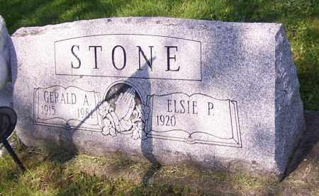 STONE, ELSIE P. - Stark County, Ohio | ELSIE P. STONE - Ohio Gravestone Photos