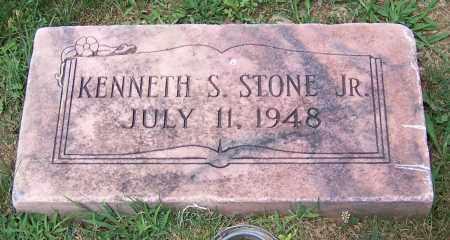 STONE, KENNETH S.  (JR) - Stark County, Ohio | KENNETH S.  (JR) STONE - Ohio Gravestone Photos