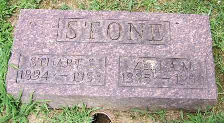 STONE, STUART S. - Stark County, Ohio   STUART S. STONE - Ohio Gravestone Photos