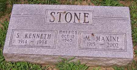 STONE, M. MAXINE - Stark County, Ohio   M. MAXINE STONE - Ohio Gravestone Photos
