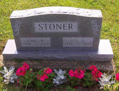 STONER, EARL W. - Stark County, Ohio | EARL W. STONER - Ohio Gravestone Photos