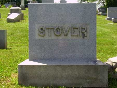 STOVER, FAMILY MONUMENT - Stark County, Ohio | FAMILY MONUMENT STOVER - Ohio Gravestone Photos