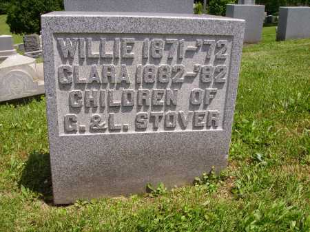 STOVER, CLARA - Stark County, Ohio | CLARA STOVER - Ohio Gravestone Photos